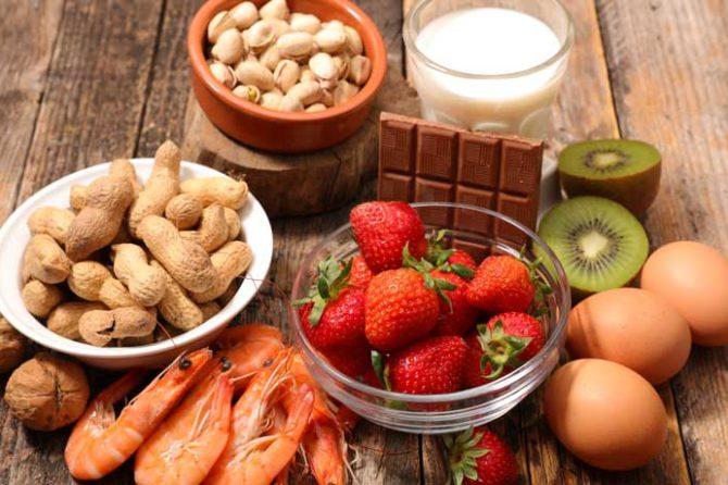 Studio dell'allergia alimentare