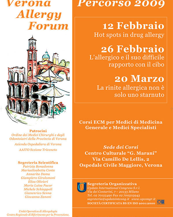 Verona Allergy Forum 2009